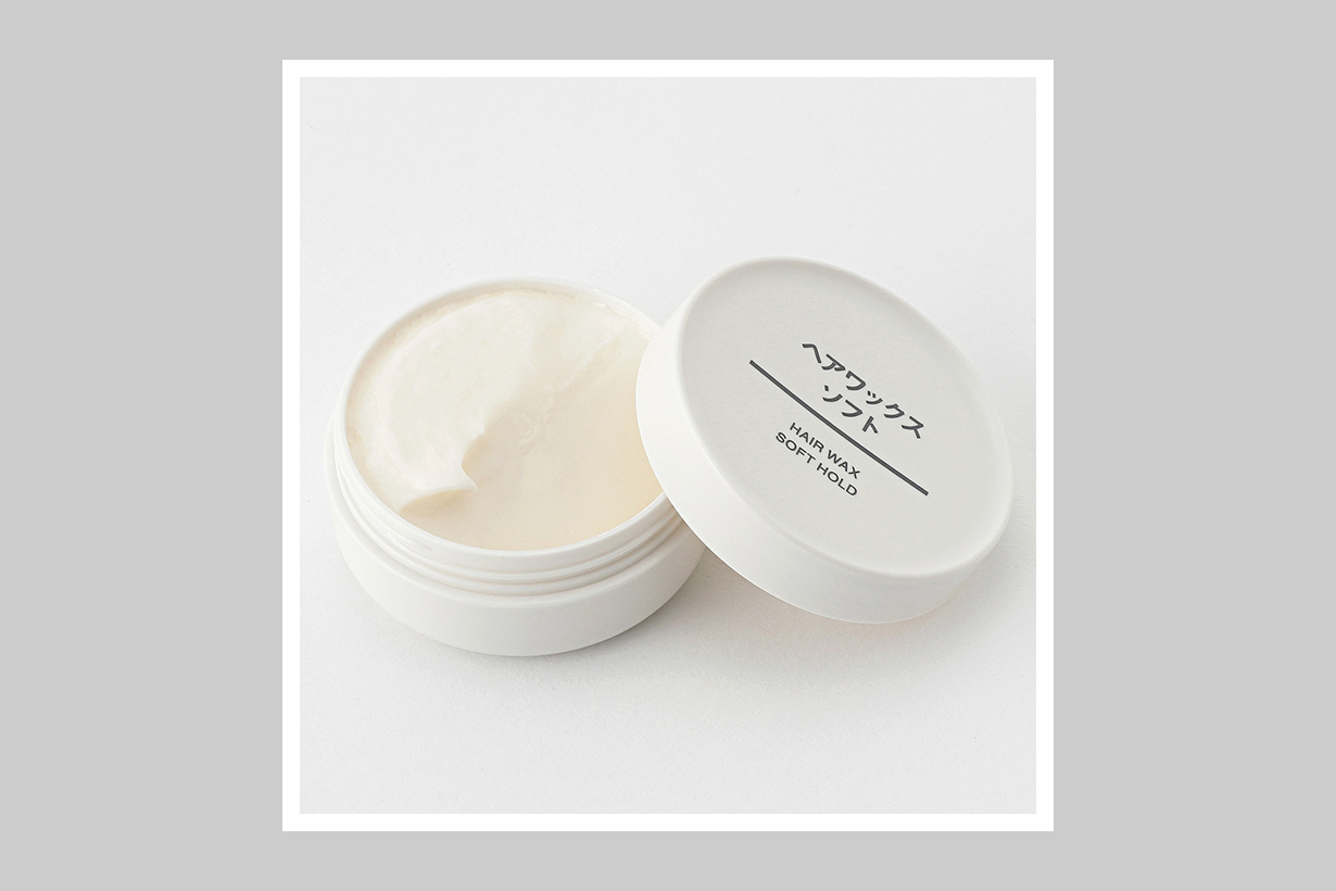 Japan Muji Hair Wax Hairstyles Curly Hairstyles Hair styling tips Hair products Hairstyles Tips