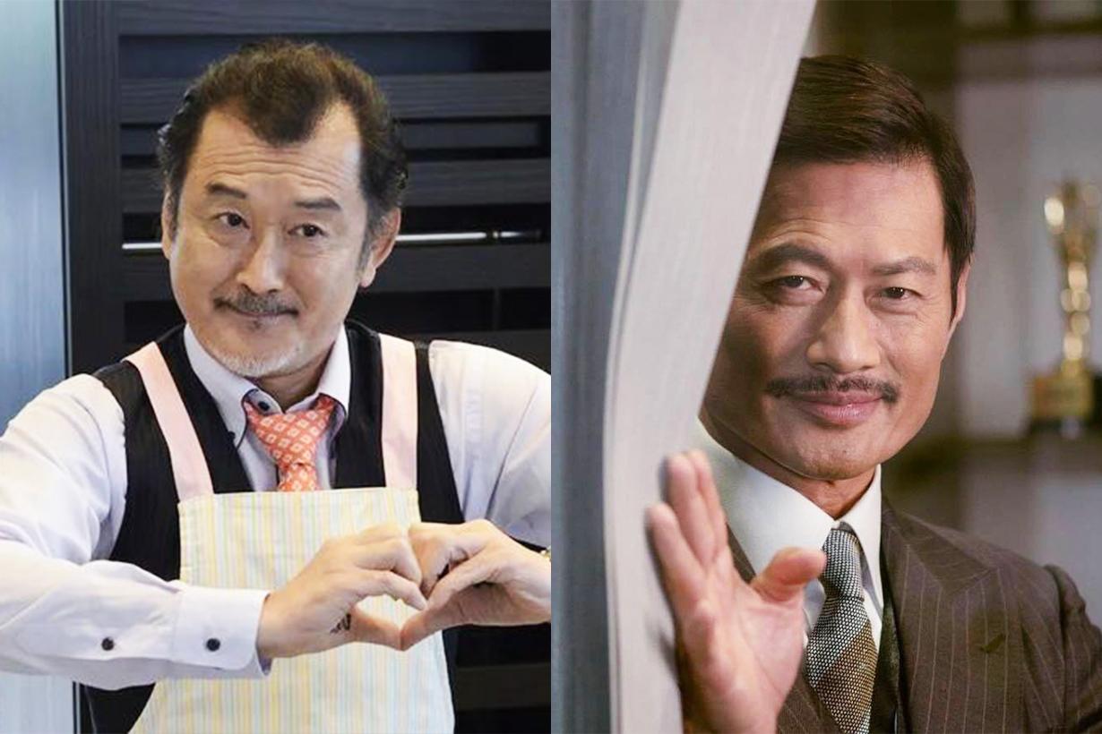 Ossan's Love Viutv Kenny Tak Bun Wong Mirror Edan Lui Anson Lo Stanley Yau Kan Mo Wah Japanese Drama Hong Kong Drama Idols celebrities singers actors