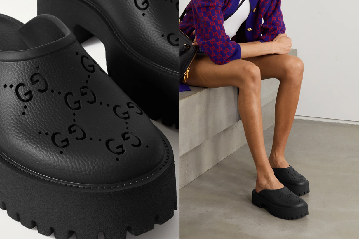 Ugly shoes trend pick
