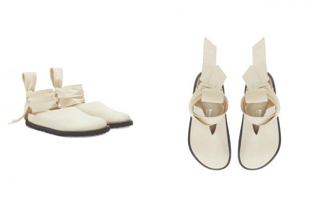 jil sander birkenstock velan new sandals strap color sold out 2021