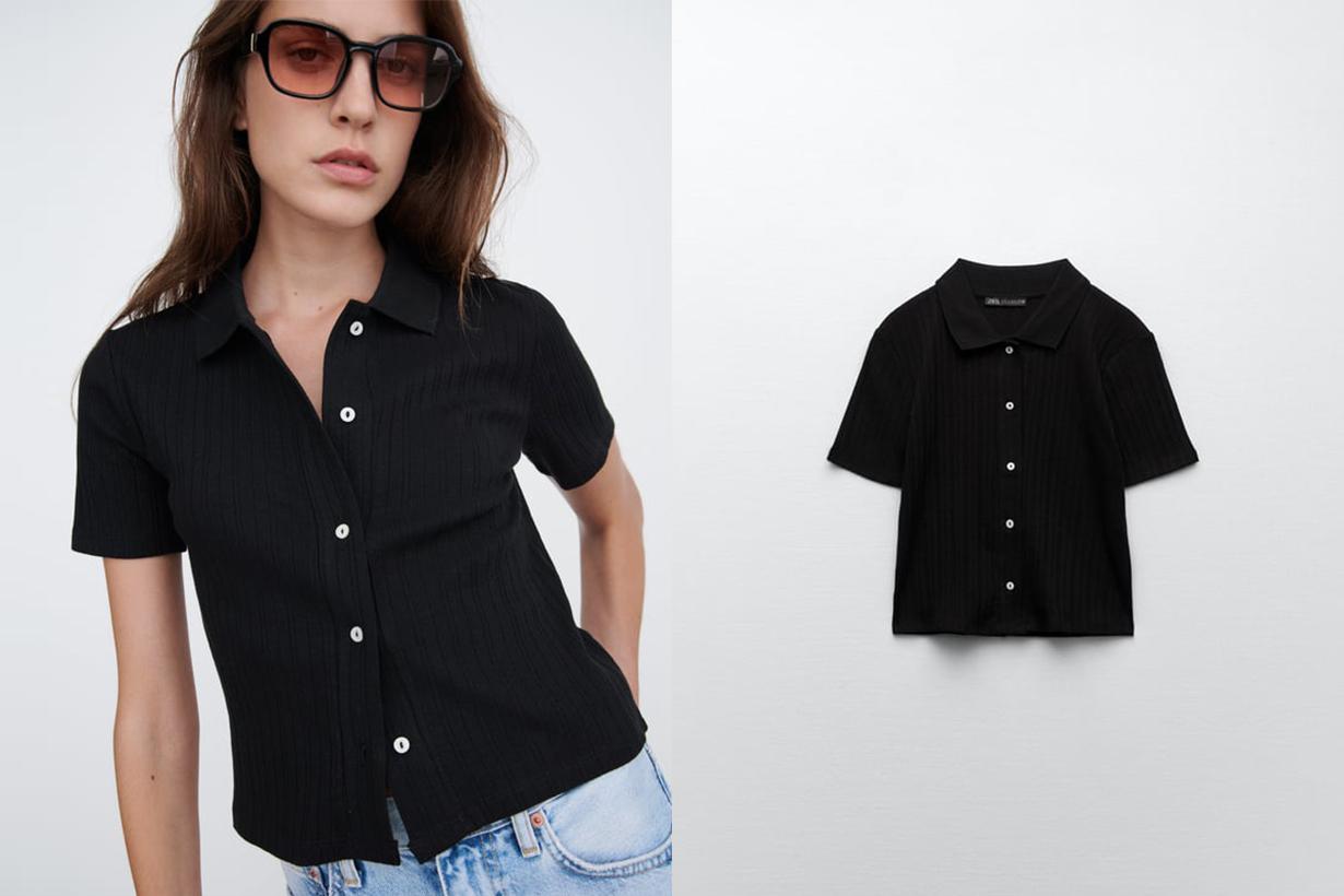 Zara 10 Basic Outfit Inspiration 2021 Summer
