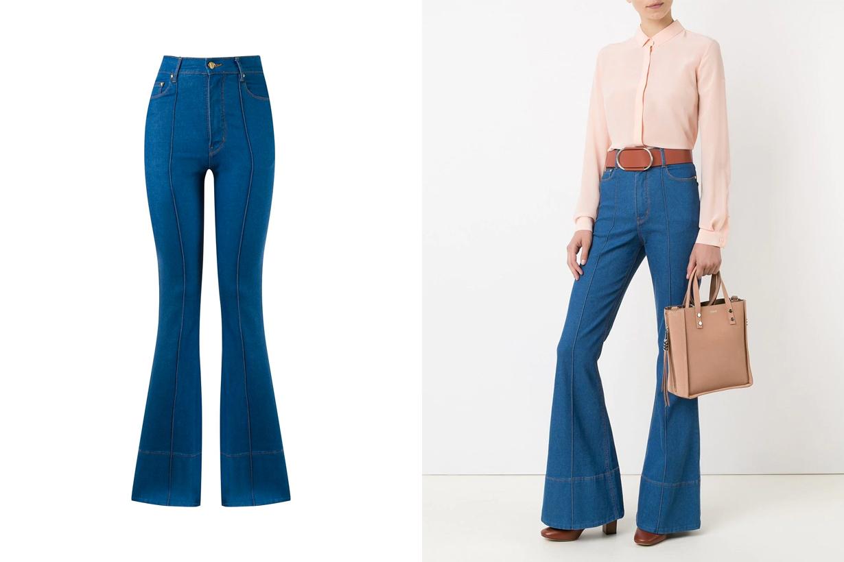 70s bell-bottoms trend