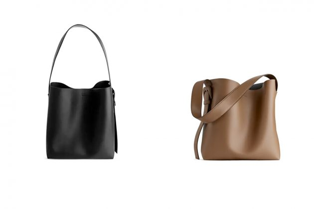 arket Rigid Leather Bags new 2021 where buy