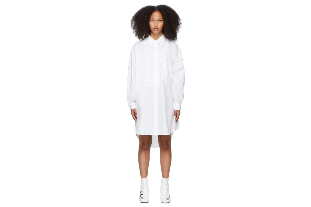 Dress Fashion items 2021 Fall Winter Fashion Trends Won Hundred MM6 Maison Margiela FLEUR DU MAL Staud Reformation