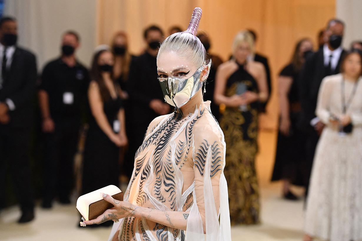 2021 Met Gala Celebrities Hairstyles Rihanna Megan Fox Gigi Hadid