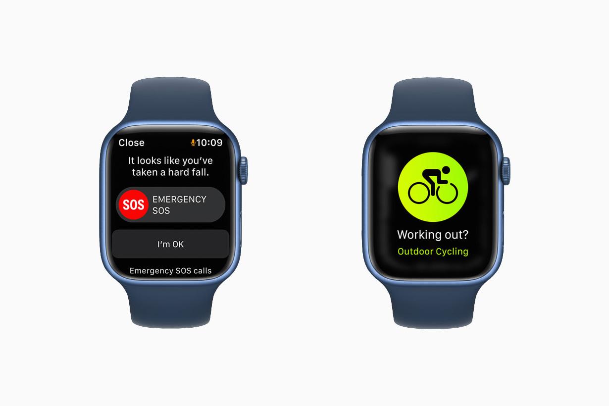 Apple Watch Series 7 Apple Event 2021