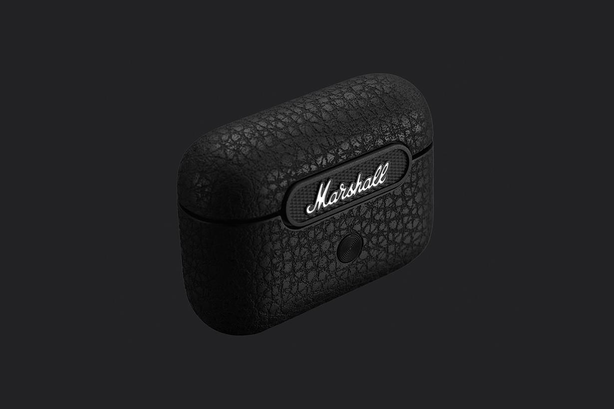 Marshall Motif ANC wireless headphones active noise cancellation