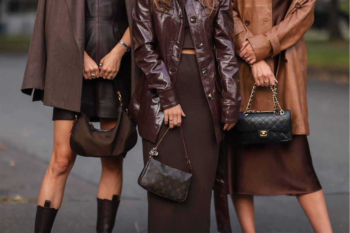 handbags popularity impact your shopping decisions