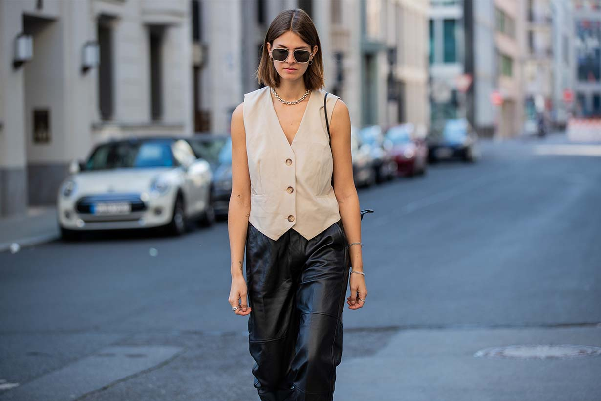 fashion week four trend from street snaps