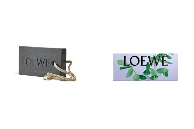 loewe soap perfumes solid liquid scents new