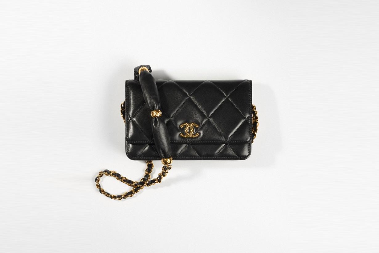 CHANEL Wallet on Chain 2021fw handbags
