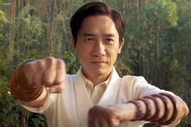 shang chi iron man 3 Mandarin tony leung Trevor Slatteryt one-shot All Hail the King