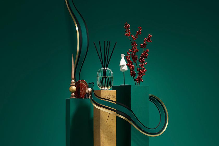 Diptyque 2021 christmas collection advent calendar